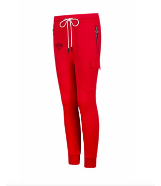 Black Bananas JR Tech Jogger red