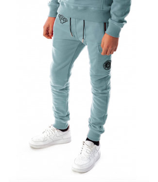 Black Bananas JR Fleece Jogger light blue