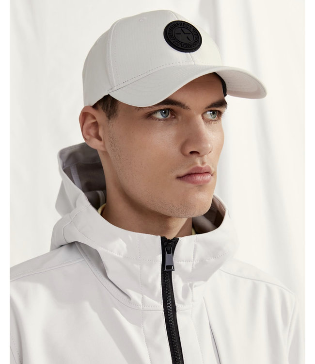 Airforce SOFTSHELL JACKET CHESTPOCKET white