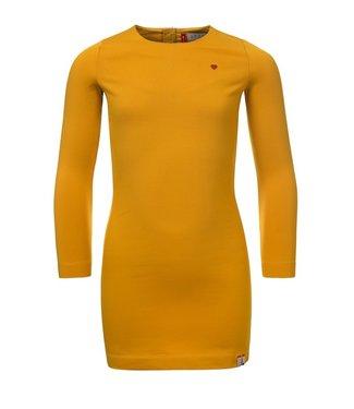 LOOXS LITTLE Little dress l.sleeve honey