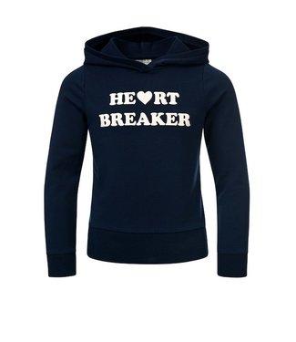 LOOXS 10SIXTEEN Girls Hoody sweater midnight