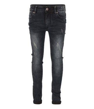 Indian Blue Jeans BRAD SUPER SKINNY FIT Used Dark Denim