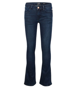 Indian Blue Jeans LOLA FLARE FIT Dark Denim