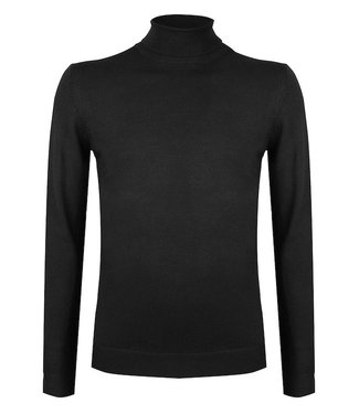 Rellix KNITWEAR COL Black