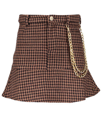 Frankie & Liberty Penny Skirt check bcr