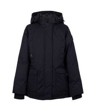 Airforce GIRLS SLIMFIT PARKA NAVY