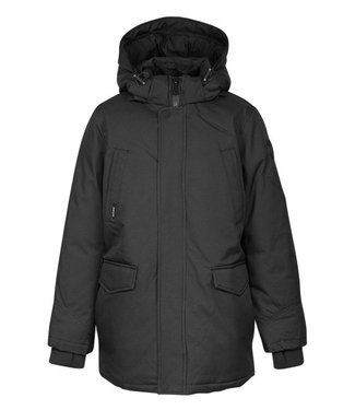 Airforce BOYS SLIMFIT PARKA True Black
