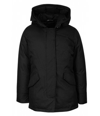 Airforce 2 POCKET PARKA True Black