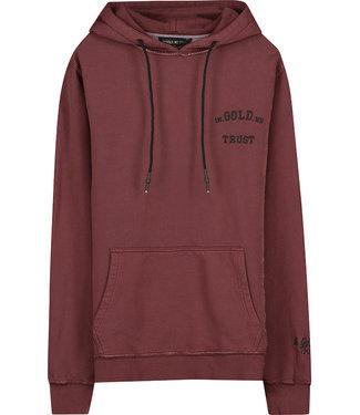 In Gold We Trust KIDS THE REAKWON hoodie Hot chocolate