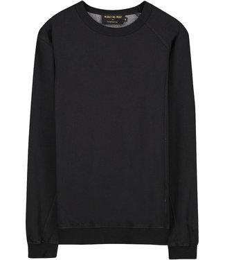 In Gold We Trust KIDS THE REAKWON cn sweater Black