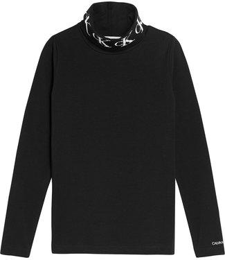 Calvin Klein STRETCH MONOGRAM BLACK