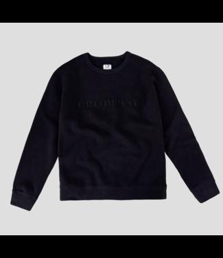 CP Company crewneck black 09CKSS041C003878W