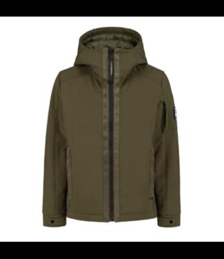 CP Company short jacket ivy green 09CKOW005C005784A
