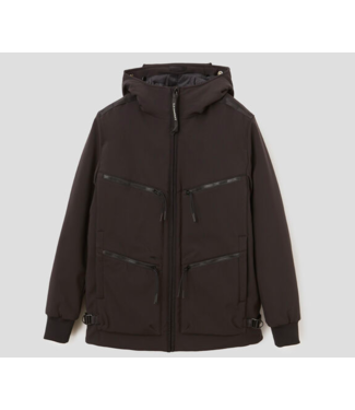 CP Company medium winterjacket black 09CKOW002C005784A