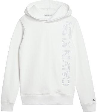 Calvin Klein REFLECTIVE LINES LOGO Bright White