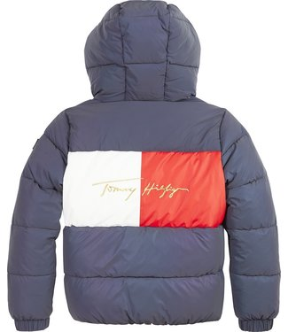 Tommy Hilfiger ICONS UNICORN REFLECTIVE NAVY