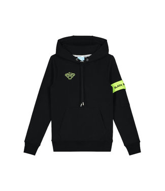 Black Bananas JR. Captain Hoody black