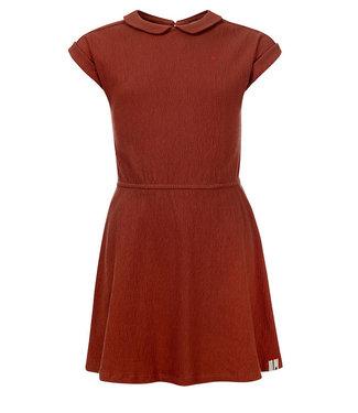 LOOXS LITTLE Little dress pecan