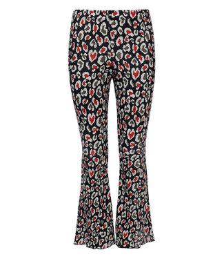 LOOXS 10SIXTEEN Crinkle Flare pants FANCY BEAST AO