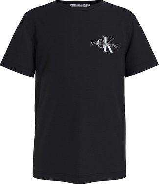 Calvin Klein MONOGRAM TSHIRT BLACK