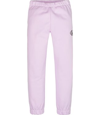 Calvin Klein RELAXED SWEATPANT LAVENDER
