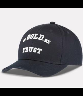 In Gold We Trust THE BABE - Baseball Logo Cap black