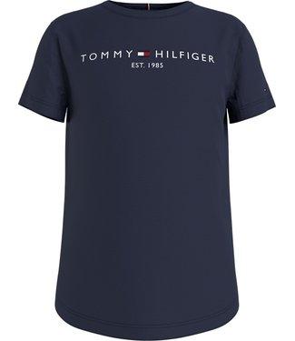 Tommy Hilfiger ESSENTIAL TEE NAVY