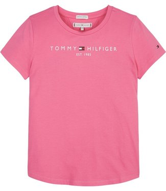 Tommy Hilfiger ESSENTIAL TEE PINK