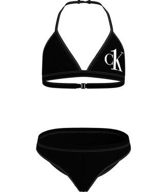 Calvin Klein TRIANGLE BIKINI SET BLACK