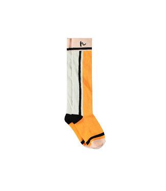 NONO Rose long sock Blazing Orange