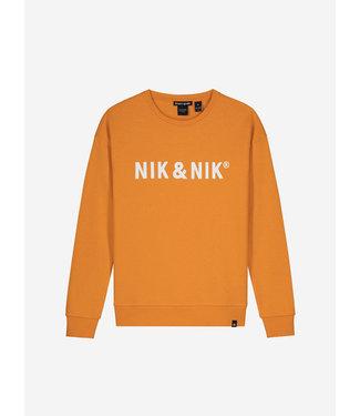 Nik & Nik Abigal Sweater orange