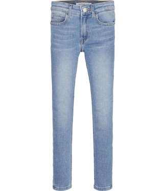 Calvin Klein SUPER SKINNY MR LIGHT BLUE