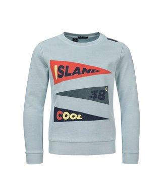 Common Heroes CAS CN sweater sky