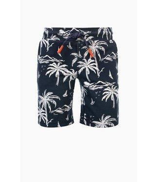 Common Heroes BINK sweat shorts ISLAND PRINT