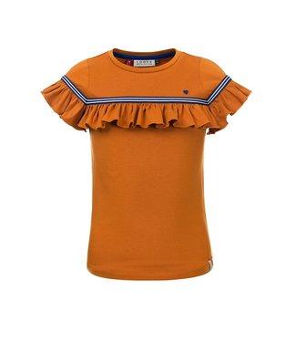 LOOXS LITTLE Little t-shirt ss ochre