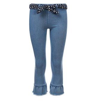 LOOXS LITTLE Little pants denim look
