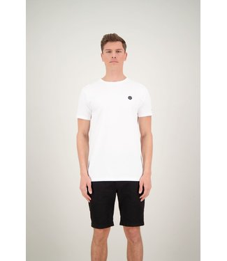 Airforce EMBROIDERY T-SHIRT WHITE