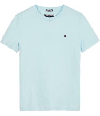 Tommy Hilfiger ESSENTIAL CTTN TEE BLUE