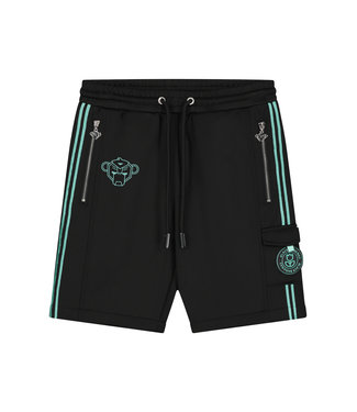 Black Bananas Jr. Unity Short black/aqua