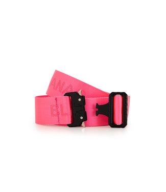 Black Bananas Clip Belt pink