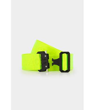 Black Bananas Clip Belt neon yellow