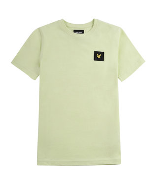 Lyle & Scott CASUAL CLASSIC TEE LIME