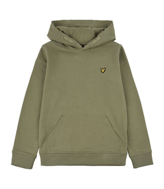 Lyle & Scott CLASSIC OTH HOODIE OIL GREEN