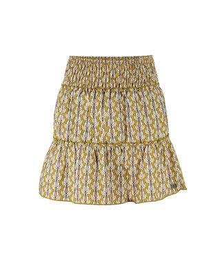 Frankie & Liberty Sima Skirt print olive