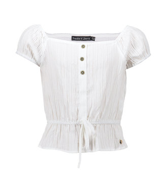 Frankie & Liberty Stacey Blouse white