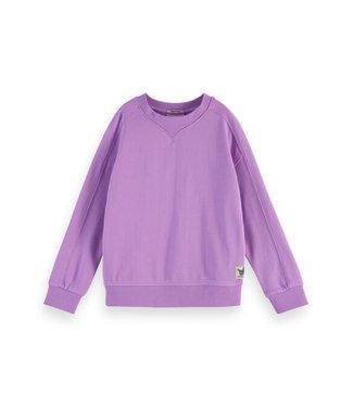Scotch & Soda Sweater artwork lavender
