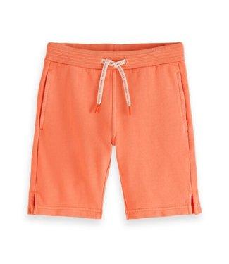 Scotch & Soda Sweat shorts coral