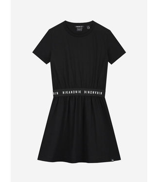 Nik & Nik Adelia Dress black
