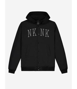Nik & Nik Roger Bomber Jacket Black