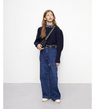 Les Coyotes de Paris Rania denim high waist jeans